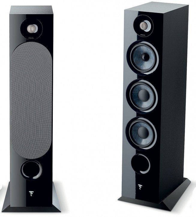 Focal Chora-826 black