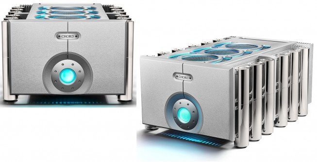 Chord Ultima monoblock power amplifiers