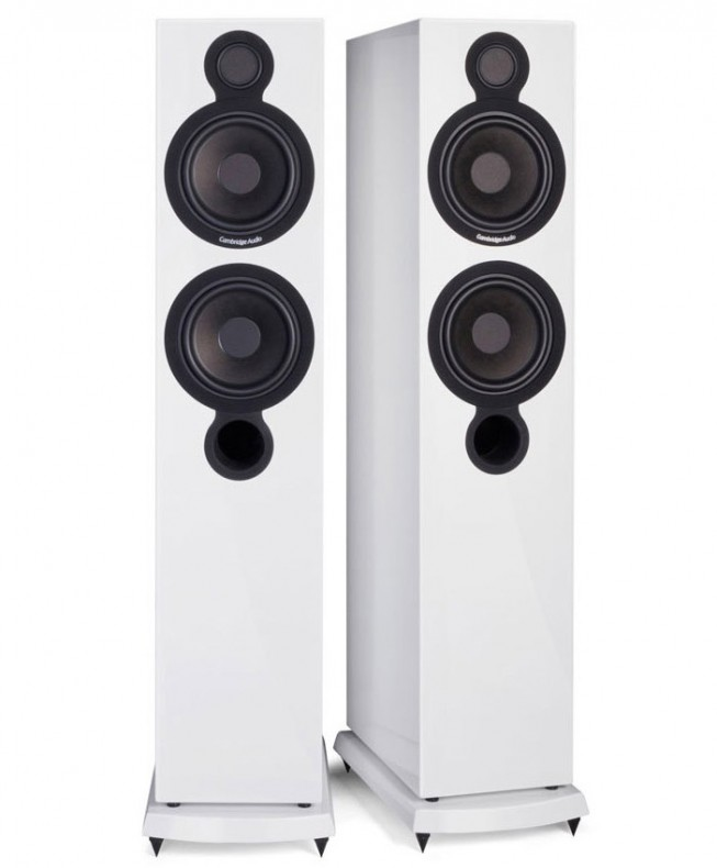 Cambridge Audio Aeromax-6 white