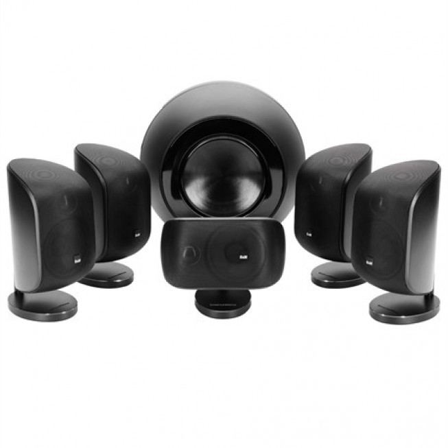B&W Bowers & Wilkins MT-60D black
