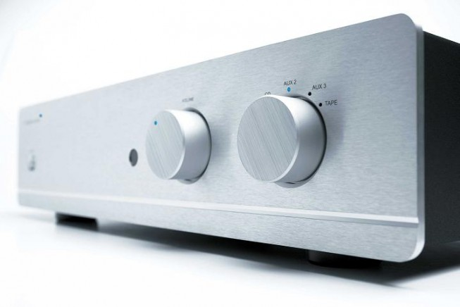 Exposure 3010-s2D integrated amplifier - silver