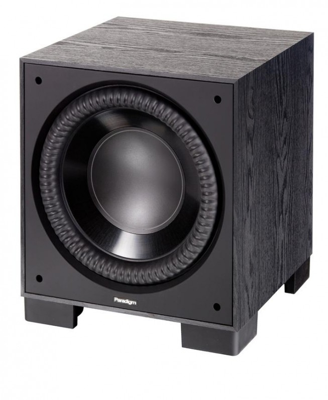 Paradigm Monitor Sub-12 black