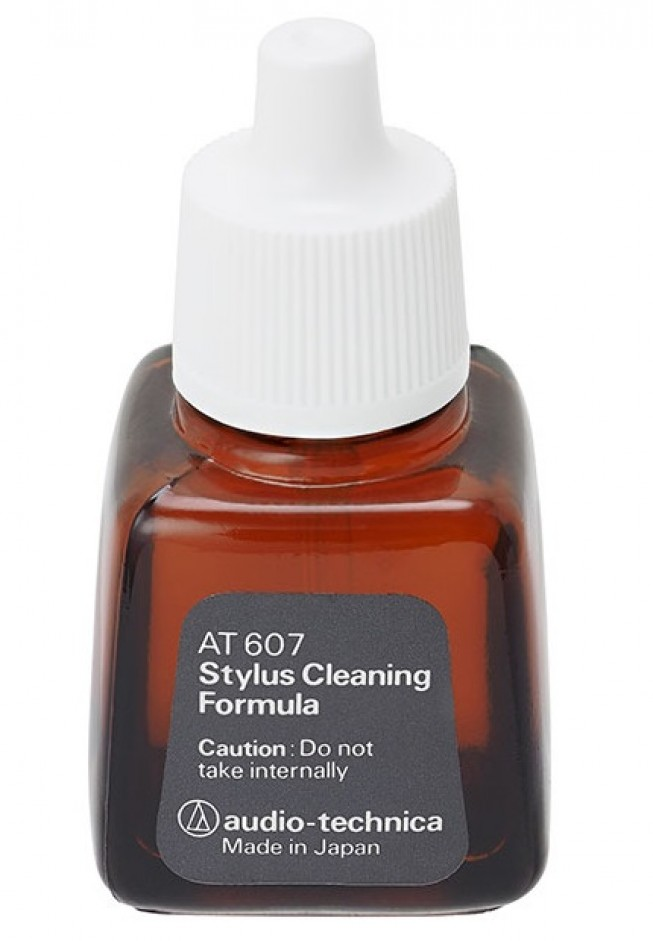 AudioTechnica AT-607 stylus cleaning fluid