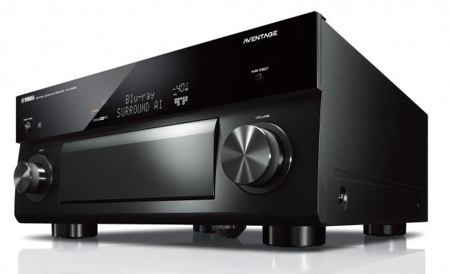yamaha rx a3080 aventage black kosmas audio video. Black Bedroom Furniture Sets. Home Design Ideas