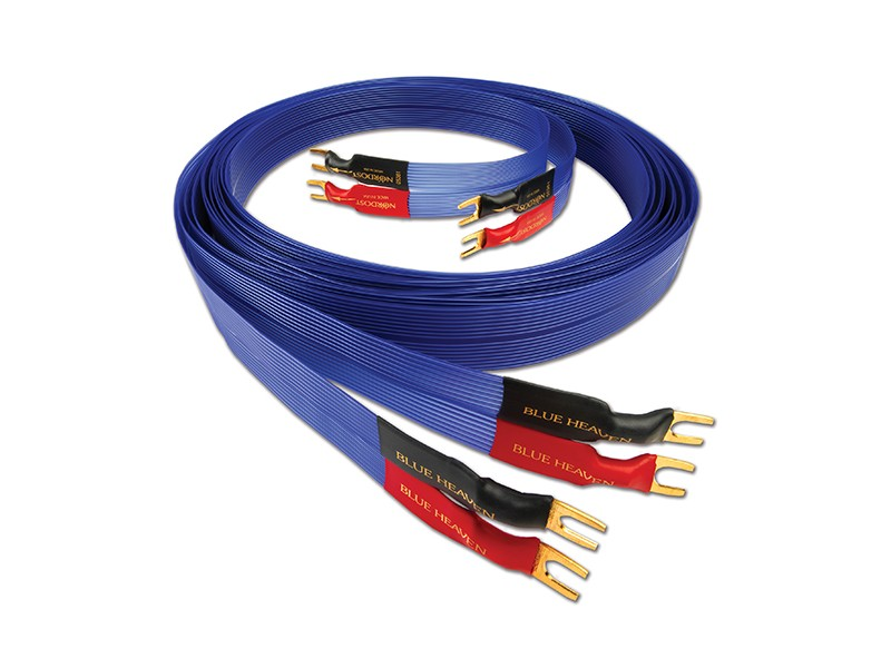 Nordost Blue Heaven speaker cable - spades