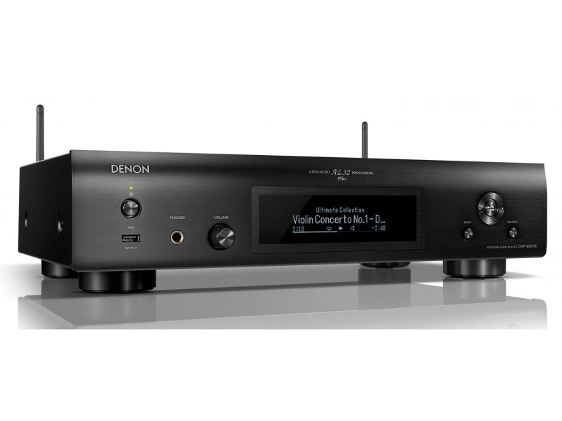 Denon DNP-800NE - Network Player black