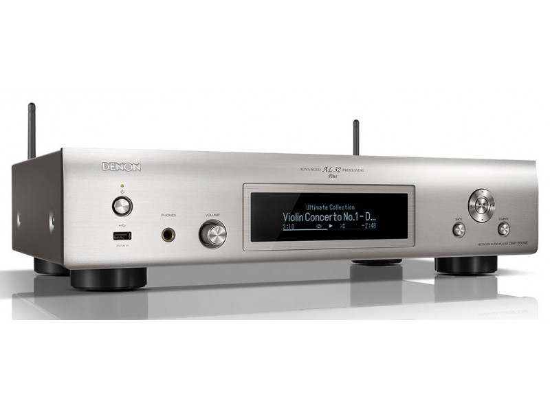 Denon DNP-800NE - Network Player silver