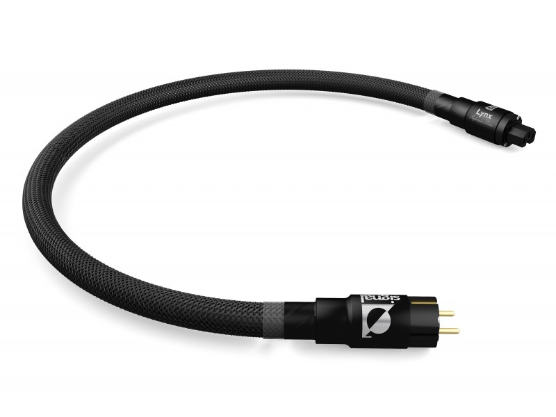 Signal Projects Lynx series power cord
