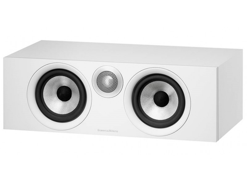 Bowers & Wilkins HTM6 white