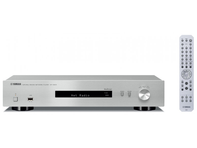 Yamaha NP-S303 - Network Player silver