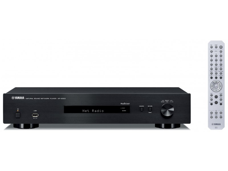 Yamaha NP-S303 - Network Player black
