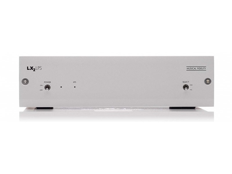 Musical Fidelity LX2-LPS phono ΜΜ & MC - silver