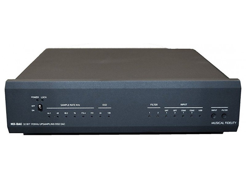 Musical Fidelity MX-DAC - black