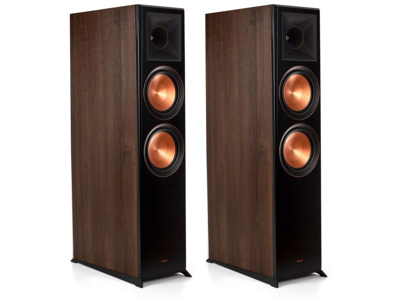 Klipsch Reference Premiere RP-8060FA Atmos walnut