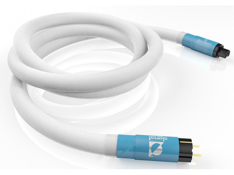 Signal Projects SilverQuest power cord