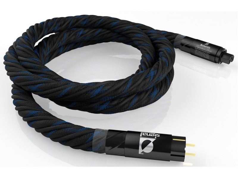 Signal Projects Atlantis power cord