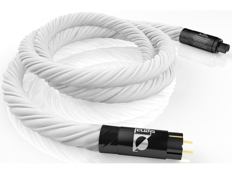 Signal Projects Avaton power cord
