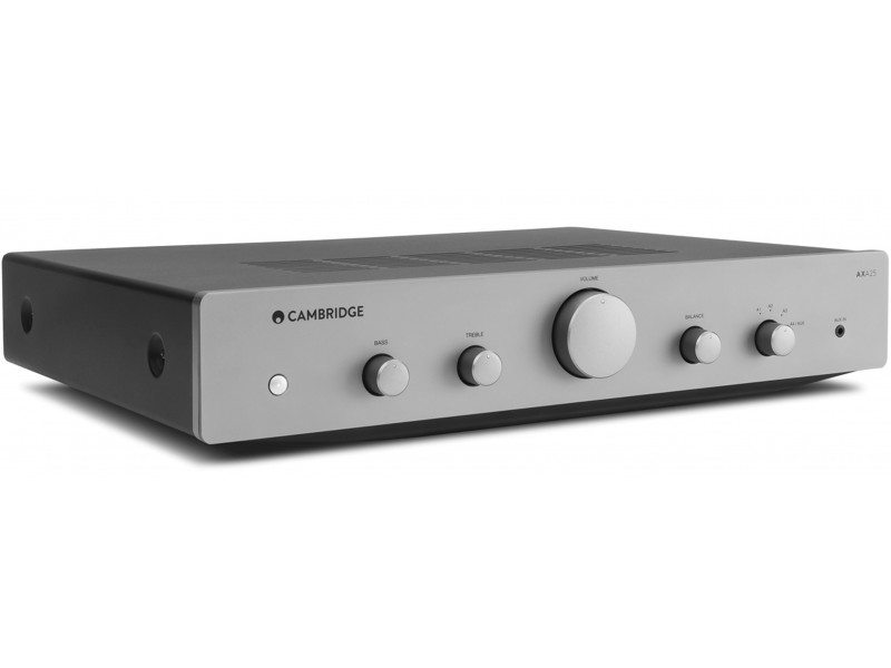 Cambridge Audio ΑΧΑ25 lunar grey