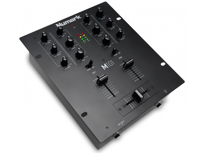 Numark M-101 - 2 Channel Mixer