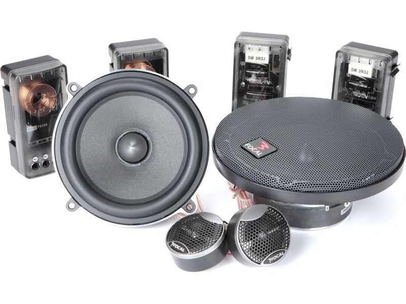 Focal Polyglass PS-130V1