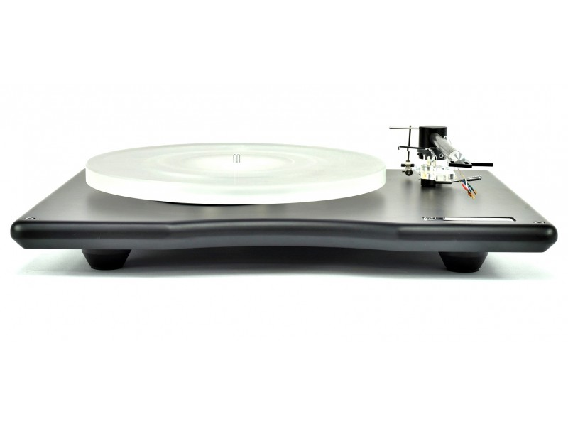 Edwards Audio TT6 with Tonearm Edwards and cover
