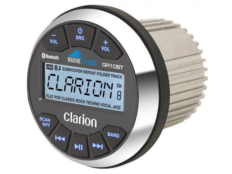 Clarion GR10BT radio usb bluetooth media player