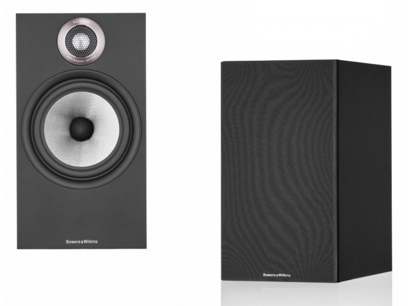 Bowers & Wilkins 606 S2 Anniversary Edition - black