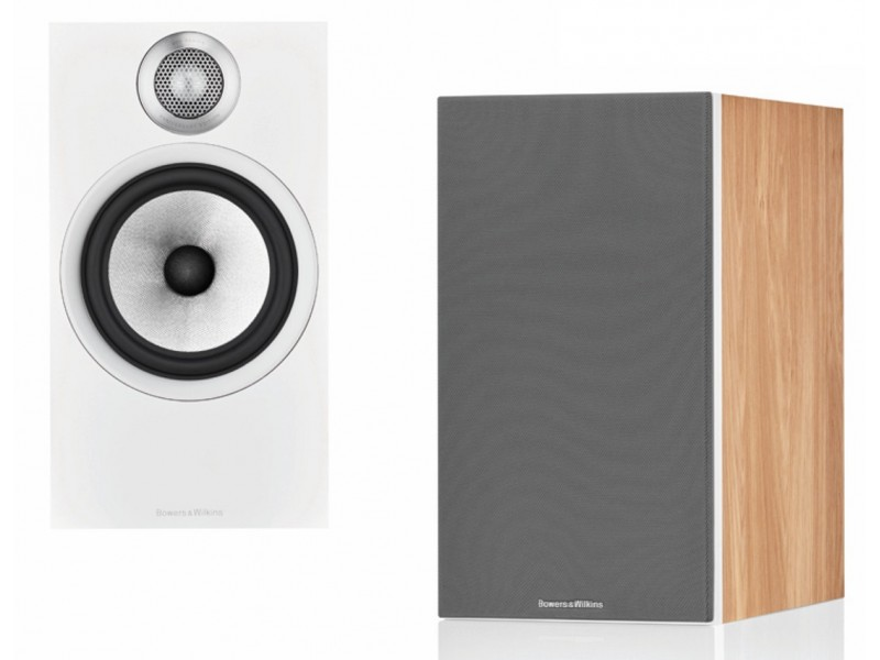 Bowers & Wilkins 606 S2 Anniversary Edition - oak