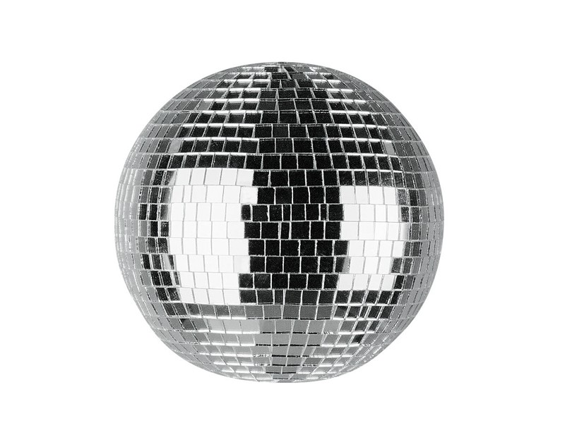 Scanic Mirror Ball 40