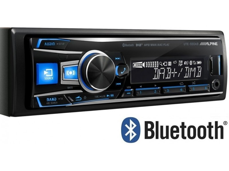 Radio , USB , Bluetooth