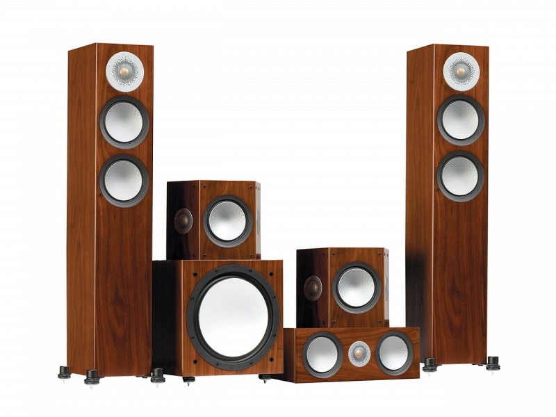 Monitor Audio - Silver series