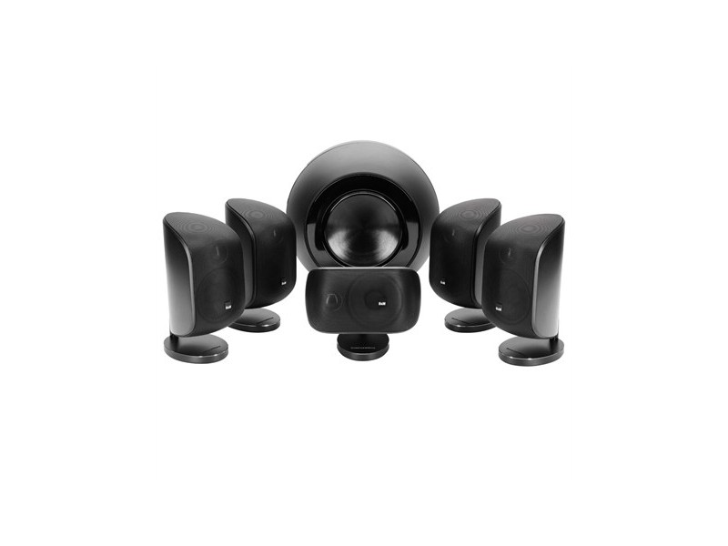 B&W - Bowers & Wilkins MT-60D black