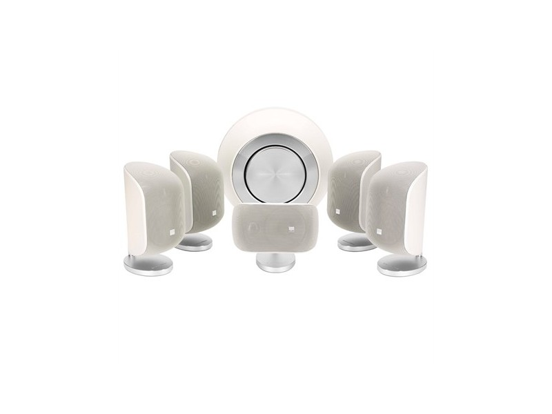 B&W - Bowers & Wilkins MT-60D white