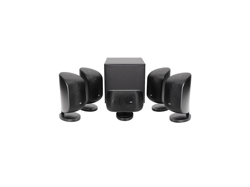 B&W Bowers & Wilkins MT-50 black