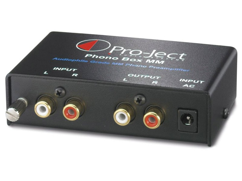 ProJect Phono Box MM black