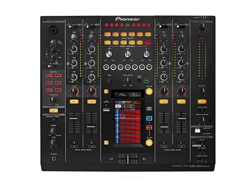 Pioneer DJM-2000 NXS - Nexus 4 Channel Mixer