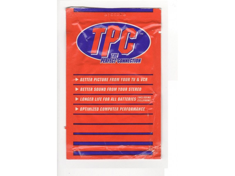 XLO TPC (cloth contact cleaner) - 5 τεμαχια - 5 pieces