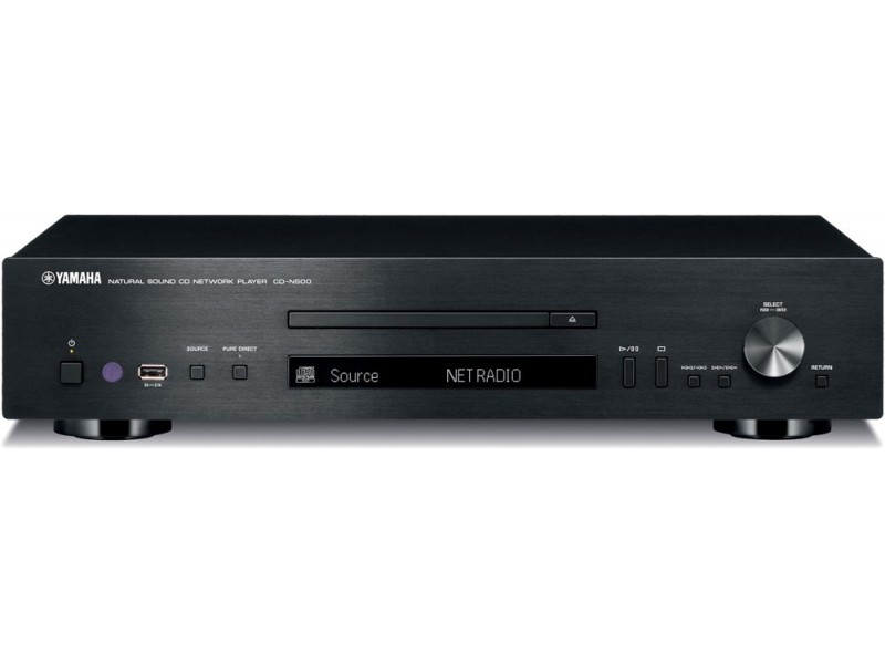 Yamaha CD-N500 black