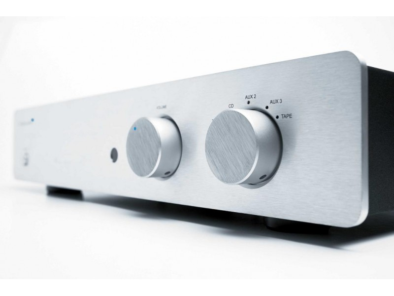 Exposure 2010-s2D integrated amplifier - silver
