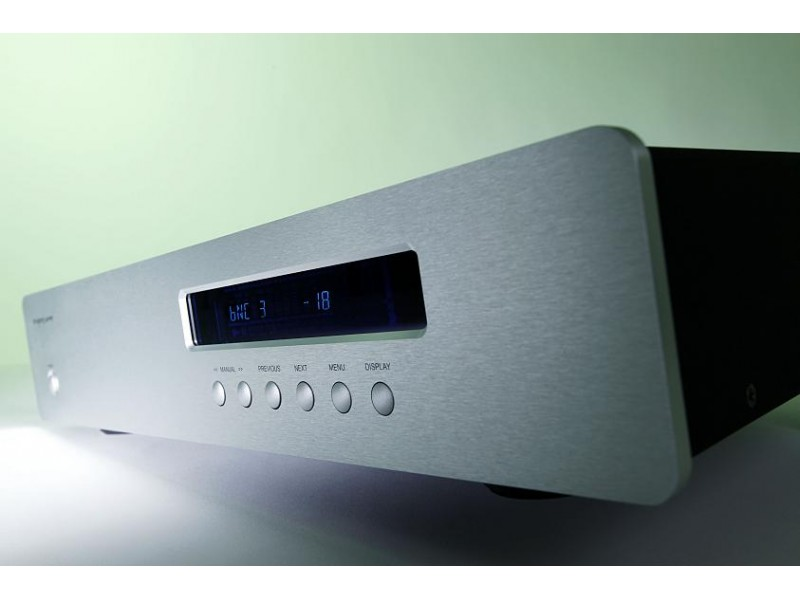 Exposure 2010s2 DSD - USB - Wolfson Dac - silver