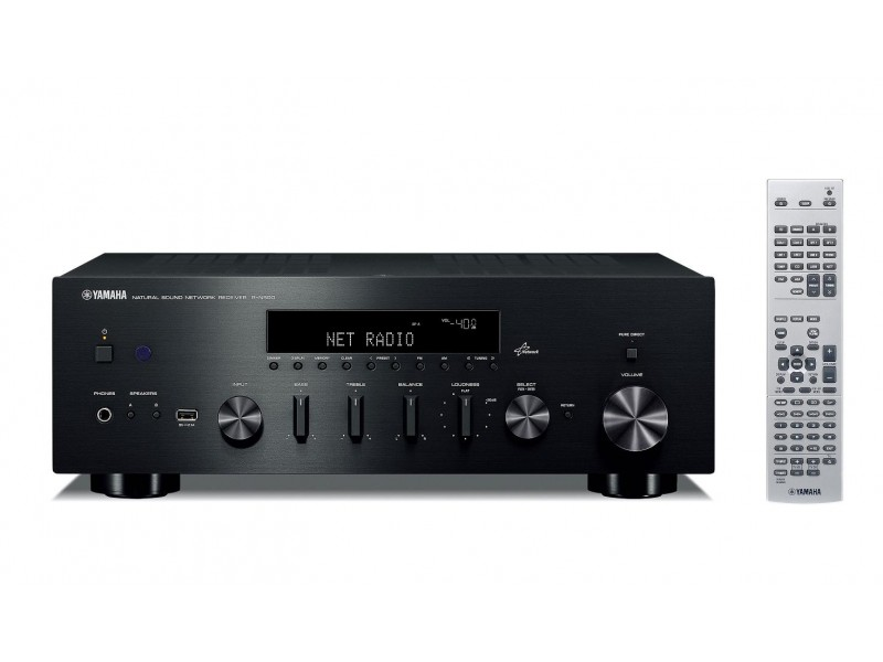 Yamaha R-N500 - Network Receiver 2x80w black
