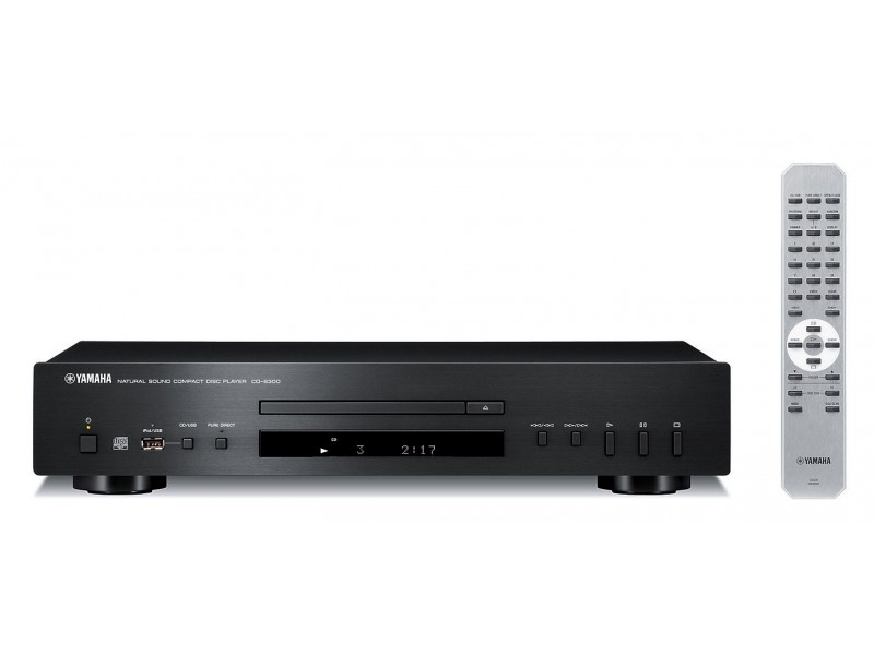 Yamaha CD-S300 black