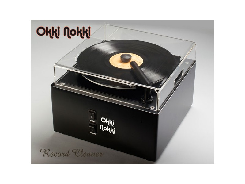 Okki Nokki Lp Wash Machine - Πλυντηριο δισκων black