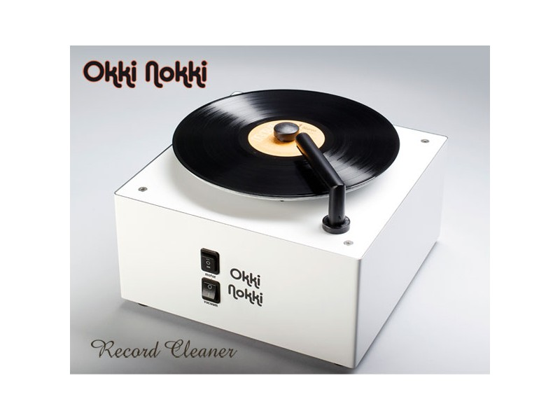 Okki Nokki Lp Wash Machine - Πλυντηριο δισκων white