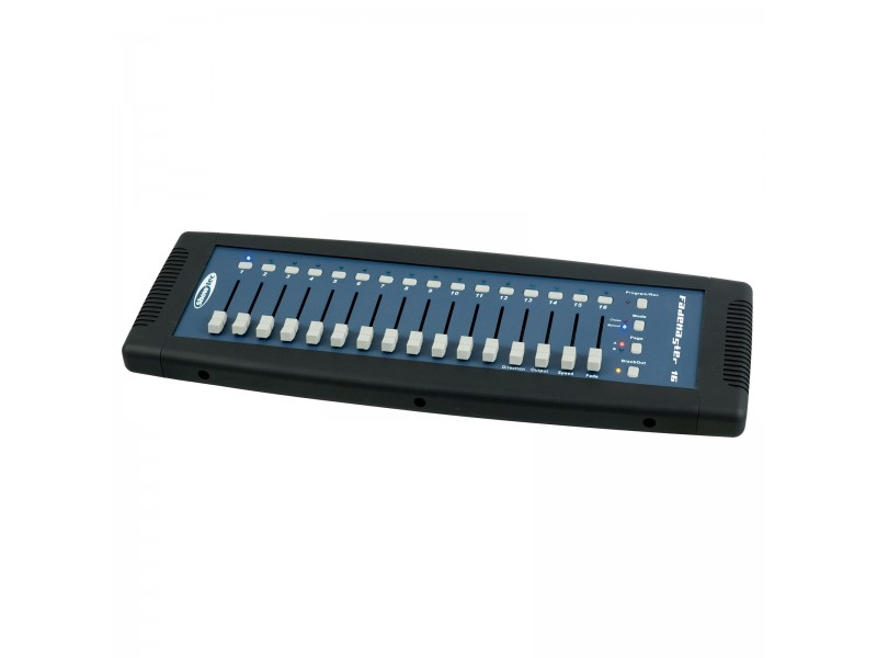 ShowTec Easy16 Channel DMX (fademaster16)