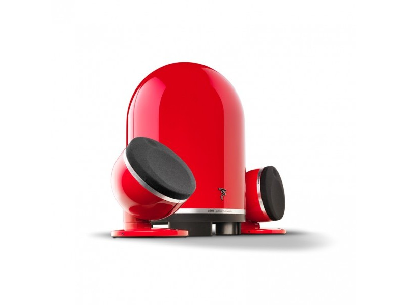 Focal Dome 2.1 - red