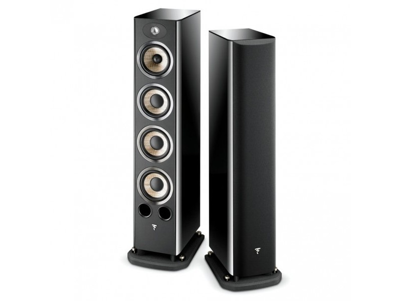 Focal Aria 936 - black high gloss