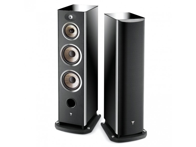 Focal Aria 948 - black high gloss