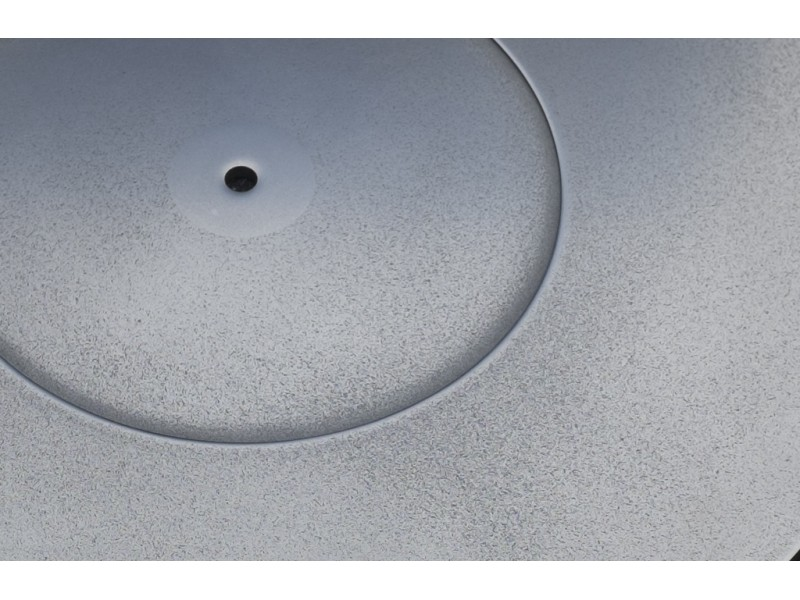 Chameleon Graphite turntable mat
