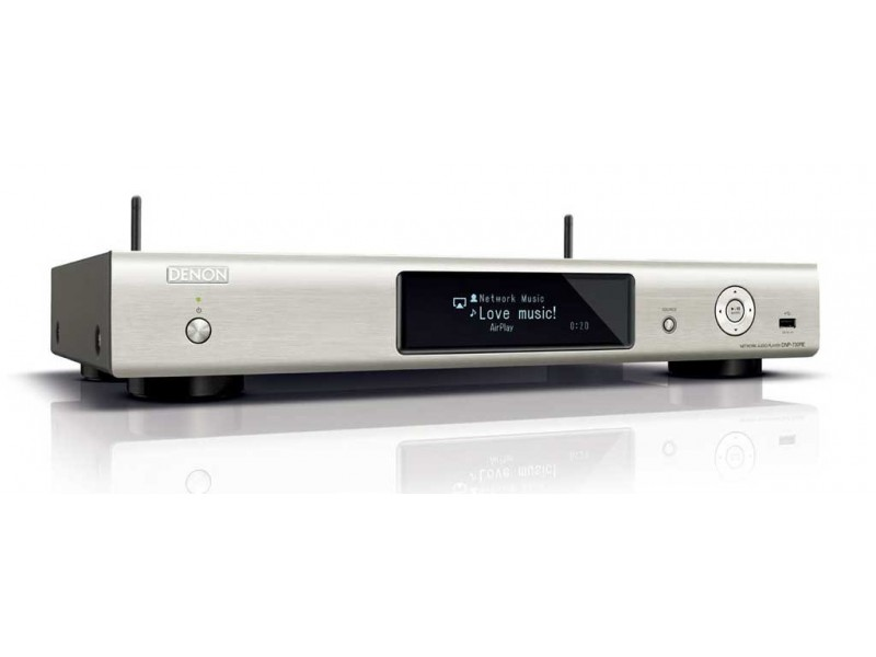 Denon DNP-730 - Network Player silver